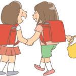 昨年まで登校渋りがあった次女が、誰より早く起きて学校に行った!